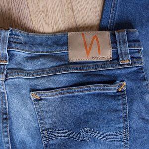 Nudie Jeans Tight Long John W34 L30 never worn